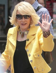 Joan Rivers - Great Style