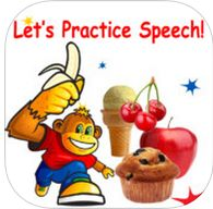 Let's Practice Speech  iPad ONLY - $5.99 to $2.99  WOW! 7 songs included gratis! Extremely effective app to help children with Autism to learn food names. It is an interactive exercise of reinforcing speech sound practice & word production. Developed by SLPs, this app is appropriate for children 2 years to early elementary age. It has 3 OPTIONS.