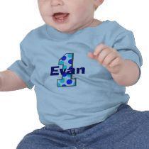 1st Birthday Boy Shirt