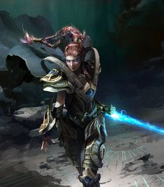 Queen of blades by tnounsy - Starcraft Kerrigan