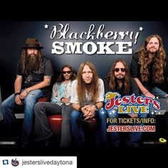 The Official Blackberry Smoke Site - Blog