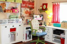 Birds and Soap, Soap and Birds: Craft Room Tour