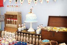 Pirate Guest Dessert Feature | Amy Atlas Events