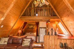 A-frame Cabin For Sale in Skykomish, WA 0016