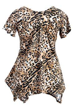 146 Best Animal Print Plus Size Fashion images  d3120ddbc