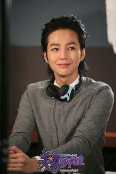 You're beautiful Jang Geun Suk Jang Keun Suk, Asian Actors, Korean Actors, Korean Dramas, Jang Jang, Drama Funny, New Actors, Love Rain, Jung Yong Hwa