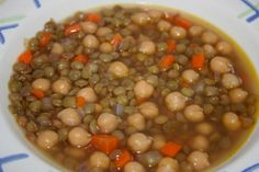 Cinnamon-Cumin Lentil Soup - A unique combination of flavors make this hearty soup a great choice for lunch or dinner. www.ultimatedanielfast.com