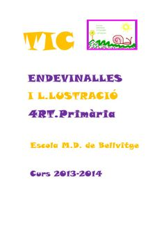 Endevinalles 4rt. by Maribel Alarcón   via slideshare