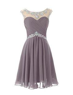 Dresstells Short Prom Dresses Sexy Homecoming Dress for J...