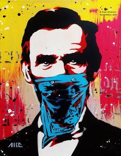 Stunning Examples Of Stencil Art: