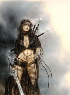 luis royo artwork prohibited - Google Search