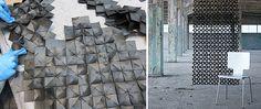 Karin de Waard, DSTRUCT collection. Laser cut at @TextielMuseum | TextielLab