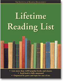 Lifetime Reading List