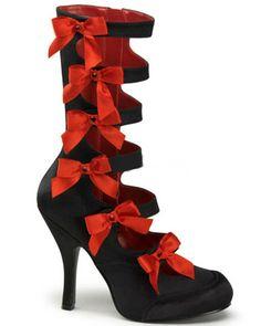 Burlesque Womens Boot