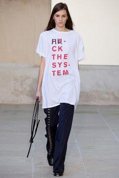 Sfilata Each x Other Parigi - Collezioni Primavera Estate 2016 - Vogue