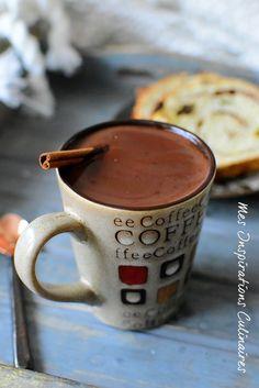 Chocolat chaud espagnol épais