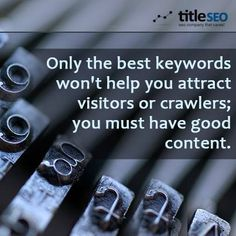 23 Best Seo Quotes Images Internet Marketing Business Quotes