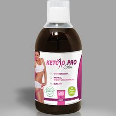 Ketoxo Pro Slim - folyékony étrendkiegészítő - 500 ml Sauce Bottle, Vitamins, Slim, Wine, Drinks, Food, Beverages, Hoods, Meals