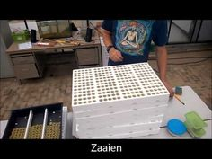 Duurzame kost uitgelegd - YouTube  DUURZAME KOST   AQUAPONICS dutch project growing veggies and fruit with nutricients produced by fish, used as training for unemployed people finding their possibilities.