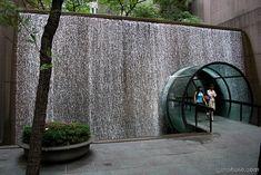 waterwall tunnel
