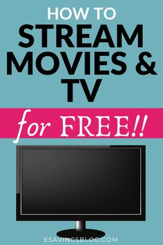 Looking to stream free movies and tv shows? Check out these legit free streaming services and watch movies and tv shows for free! Check out my favorite Free Tv And Movies, Movies And Tv Shows, Ver Tv Online, Movie Sites, Secret Websites, Cable Tv Alternatives, Tv 40, Streaming Tv Shows, Android