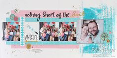 Twinkle Toes is simply perfect to create with & combined with left-overs & odd embellishments make for a stunning New Year's layout! Scrapbook Albums, Scrapbooking Layouts, Scrapbook Paper, Page Layout, Pattern Paper, Twinkle Twinkle, Scrapbooks, Photo Wall, Sketches