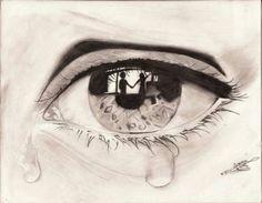 117 Imej Lukisan Gambar Sedih Terbaik Pada Tahun 2020 Lukisan