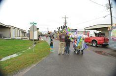 SBA Mardi Gras Parade-Scott, Louisiana by: A. Jean~Batiste Photography