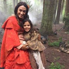 S6 finale. THe little girl is Henry's daughter and she and Henry begin a new chapter in S7.