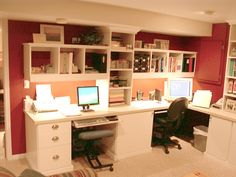 Desk For Two People Home Office Home Pinterest Desks
