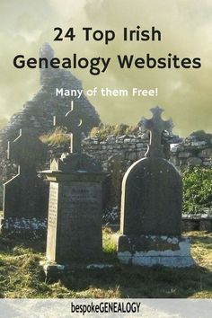 This post looks at the top Irish family history sites to help you find your Irish ancestors. Many of them are free. Free Genealogy Sites, Family Genealogy, Genealogy Search, Family Tree Research, Genealogy Organization, Emotion, Family History, Bespoke, Family Trees