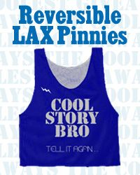 Reversible LAX Pinnies