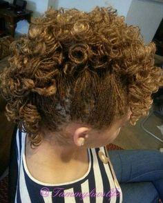 @tammyluvslyfe ・・・ #sisterlocks #mowhawk @haircarevee32 #iamlocd