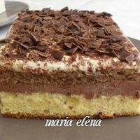 Prajitura Maria-Elena, o prajitura gustoasa si ingenioasa Summer Desserts, No Bake Desserts, Easy Desserts, Delicious Desserts, Romanian Desserts, Romanian Food, Sweet Recipes, Cake Recipes, Dessert Recipes
