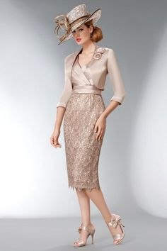 Young Looking Mother Of The Bride Dresses - Ocodea.com