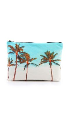 Palm Tree pouch FTW