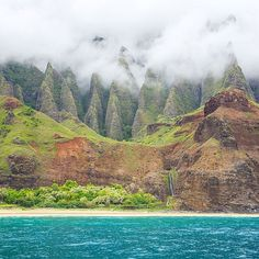 Na'Pali Coast, Kauai, Hawaii | Photo: Christy Woodrow