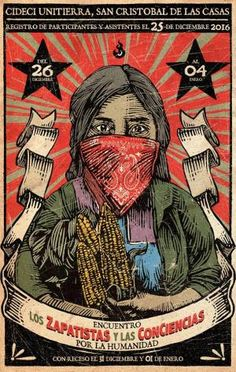 The art of protest in chiapas Protest Posters, Protest Art, Political Posters, Obey Art, Propaganda Art, Indigenous Art, Illustrations And Posters, Art Pictures, Art Inspo