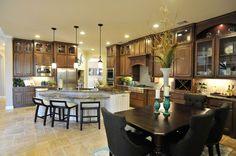 Village Builders - Houston,TX - Kingston Model Home.
