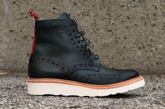 Ronnie Fieg for Grenson 2013 Capsule Collection