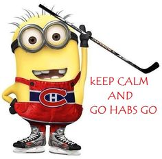 Toronto Maple Leafs, Montreal Canadiens, Nhl, Minions, Hockey, Funny, Fictional Characters, Sports, Hs Sports