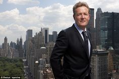 Deport me? If America won't change its crazy gun laws... I may deport myself says PIERS MORGAN.  Please Do!