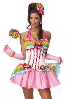 candy costume  http://bulkecandy.com