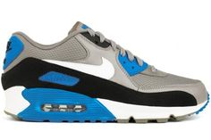 Nike Air Max 90 Essential Mens Running Shoes 537384-004 « Clothing Impulse - men's activewear