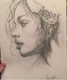 "Profile pencil art. 7,012 Me gusta, 48 comentarios - Ben Prenevost (@benprenart) en Instagram: ""Ahhhhhhhh! I'm jealous it is so beautifully pencilled! Not my art! This is a ✨✨#drawkattyuknowwho…"""