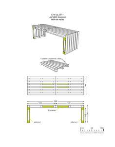Coole DIY Ideen für Möbel aus Europaletten - möbel aus europaletten - Anleitung
