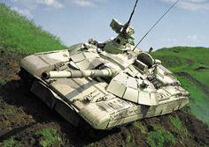 T-72MP Main Battle Tank (Ukraine)