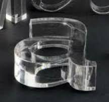 Huruf timbul bahan acrylic Rp.12.000/cm  jika ditambah Lampu menjadi Rp.14.000/cm  Perhitungan harga : ukuran huruf x harga x banyaknya huruf  Phone : 085280647743