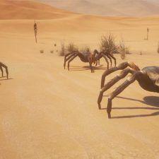 Las arañas del desierto Conan Exiles, Animals, Wilderness, Animais, Animales, Animaux, Animal, Dieren