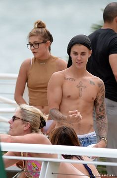 Pin for Later: These Pictures Definitely Prove That Justin Bieber and Hailey Baldwin Are a Thing, Right?